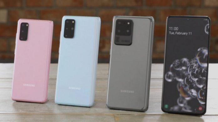 Galaxy S20 Series Announced