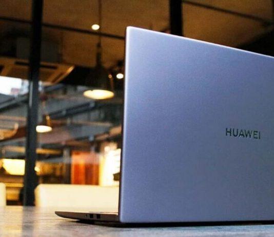 Huawei new Mate book