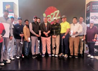 Jazz Golf Tournament 2020
