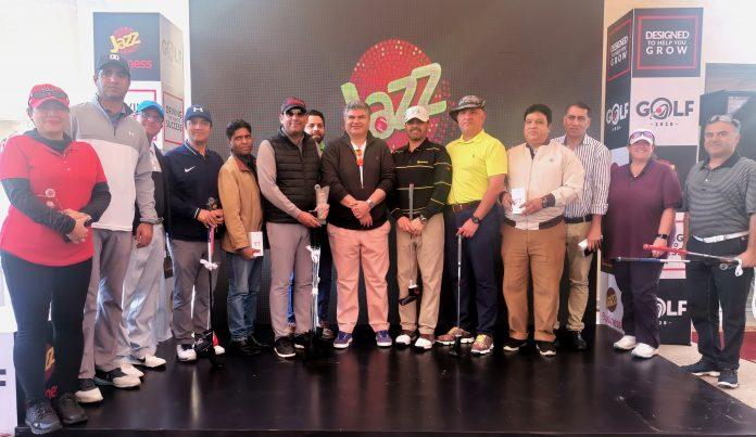 Jazz Golf Tournament 2020