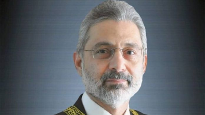 Justice Isa Claims No Hidden Property