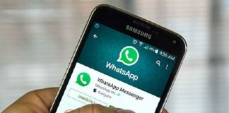 WhatsApp in Android 2.3.7