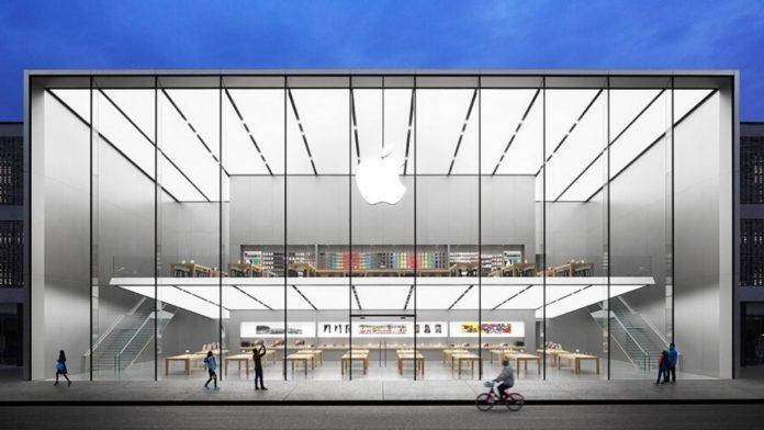 Apple stores closed