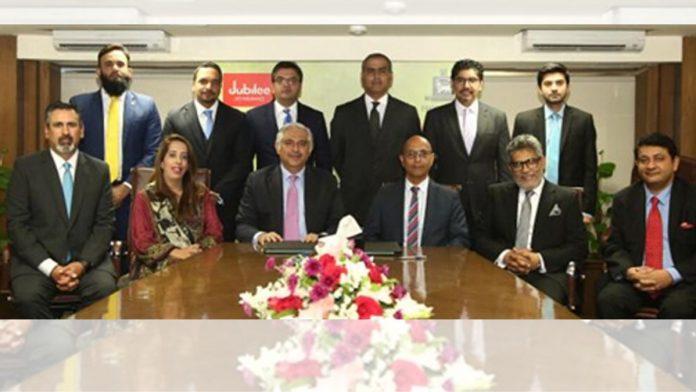 Jubilee Life and HabibMetro Bank collaborate