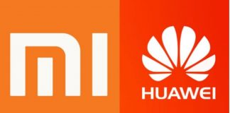 Xiaomi and Huawei