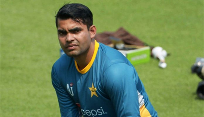 Umar Akmal faces a three year ban from all forms of cricket