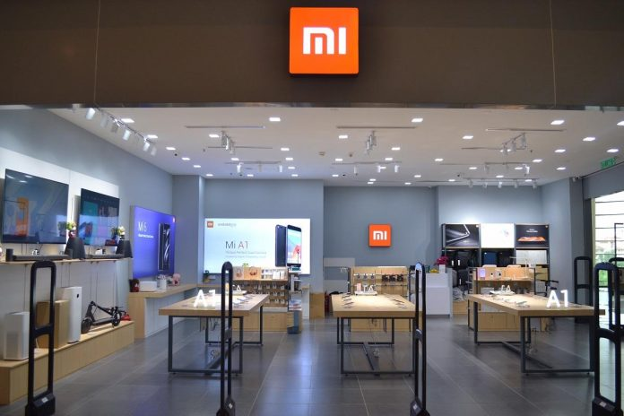 Xiaomi has become the 4th largest vendor in Western Europe