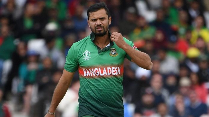 Ottis Gibson urges Mashrafe Mortaza to retire from international cricket