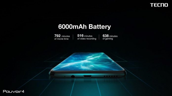 TECNO Pouvoir Series a great combination of efficiency, cinematic screen and powerful battery pack