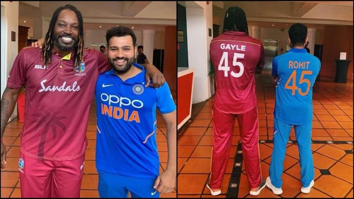 The greatest T20 player: Chris Gayle or Rohit Sharma?
