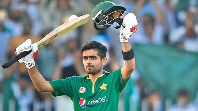 Babar Azam named Pakistan captain for ODIs