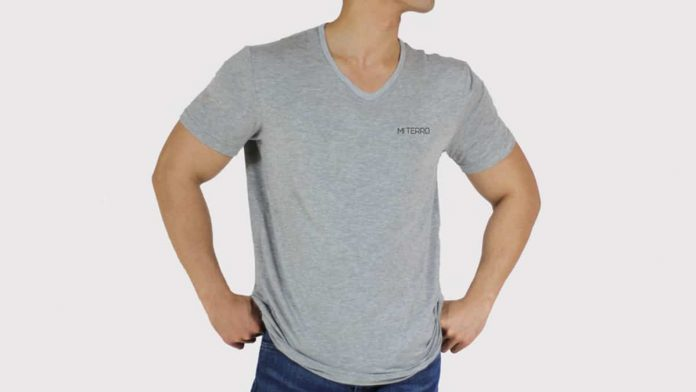 Anti-bacterial shirt?
