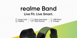 realme leaps into local AIOT industry kicking off with Fitness band & Buds Air Neo Launch event