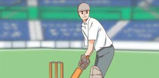 Batsmen Never Hit a Six
