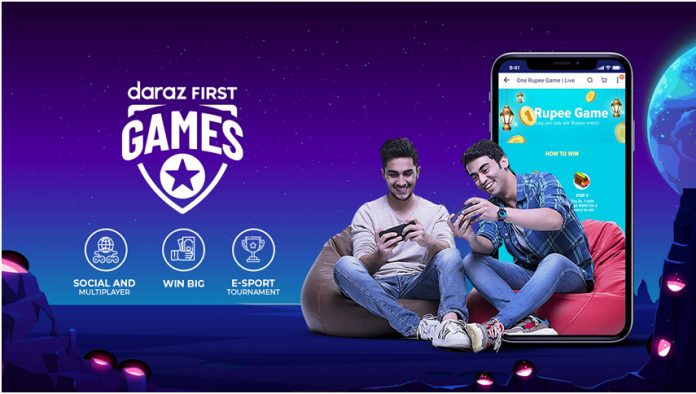 As digital adoption in Pakistan grows, Daraz launches an all-in-one gaming platform