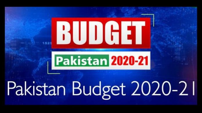 Pakistan Budget for 20-21