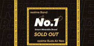 Realme First Flash Sale on saamaan.pk