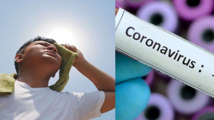 Symptoms of Fever and Coronavirus