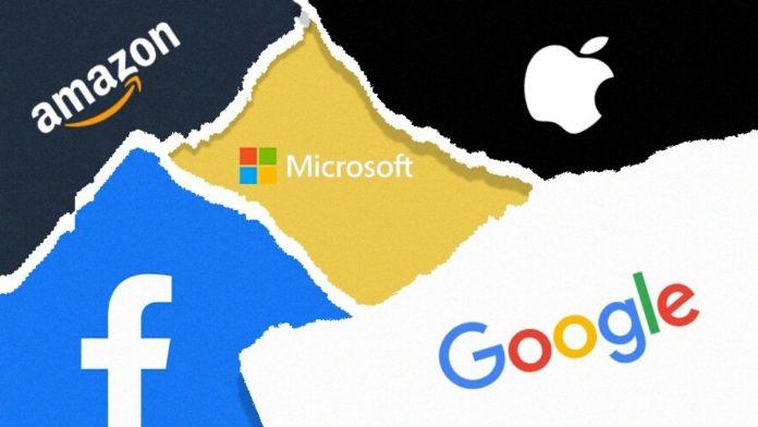 big tech monopolies