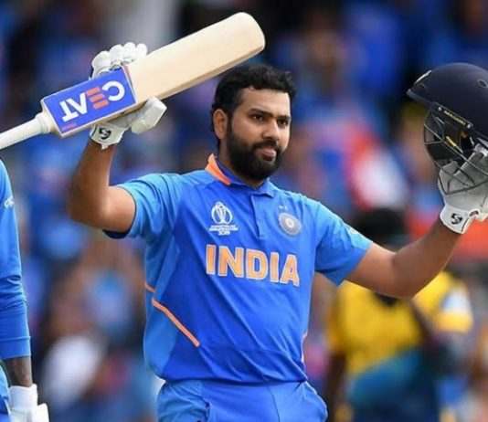 Who will open with Rohit Sharma in our current world ODI XI?