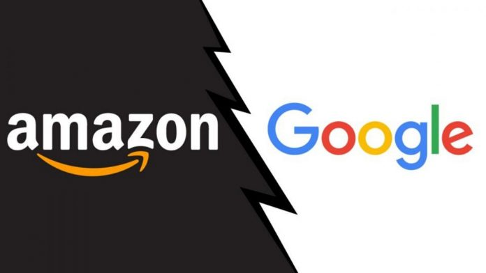 Amazon and Google
