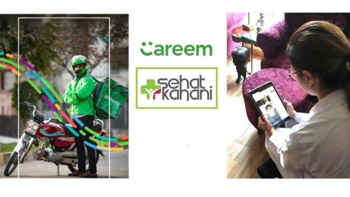 Careem partners with Sehat Kahani to provide free healthcare consultation to its Captains