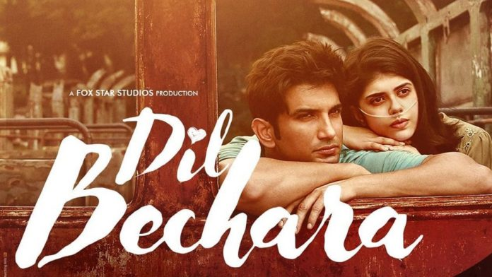Dil Bechara Becomes Top Film On IMDB Following Sushant Singh Rajput's Death