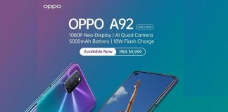 OPPO A92