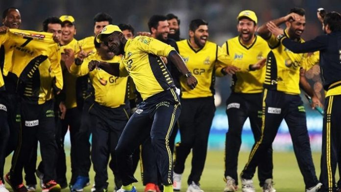 Peshawar Zalmi Superstars Surprise to Young Cricketers