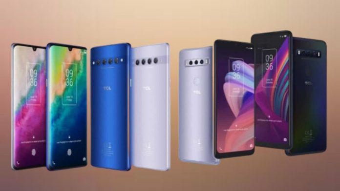 TCL 10 Plus and the TCL 10 Plus SE
