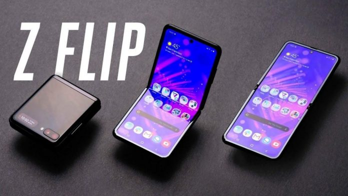 The Shape of Future; Express Yourself With The All New Galaxy ZFlip