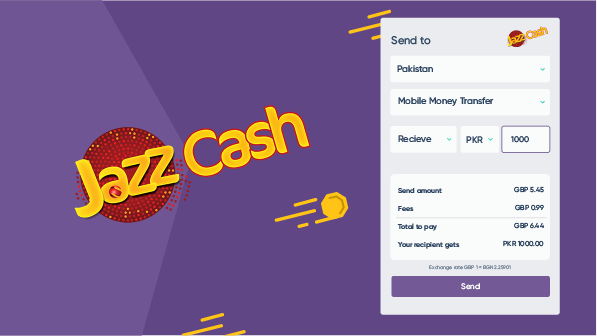 Jazzcash Active Mobile Account Users