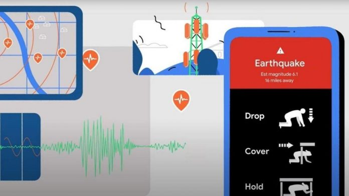 Android to Become an Earthquake Detection Network Soon