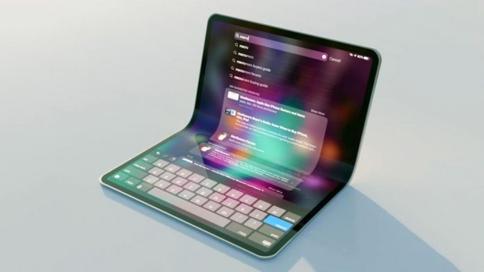 Apple Working on a Foldable iPad