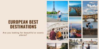 European Romantic Destinations