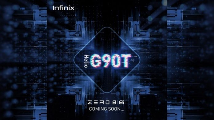 Infinix Zero 8 Peak Mobile Performance With G90t Is Here