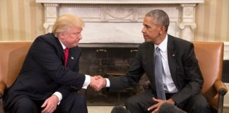 Obama not at All Pleased With Trump as President