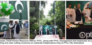 PTCL Celebrates Independence Day