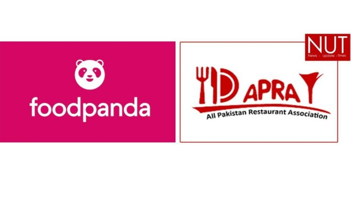 All Pakistan Restaurant Association (APRA) has incidentally suspended its administrations with Foodpanda