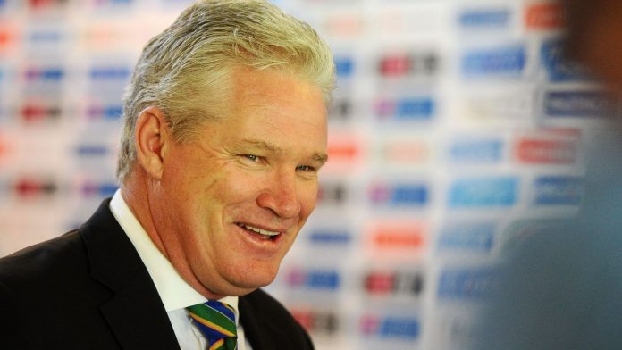 Australian Cricketer Dean Jones
