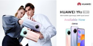 HUAWEI Y9a - the Midrange King Goes on Sale across Pakistan
