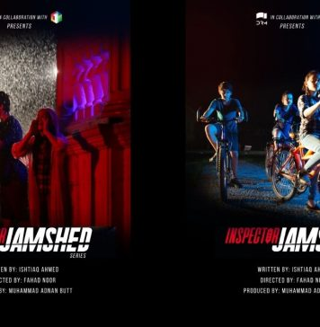 Inspector Jamshed Series