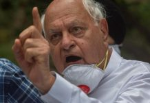 Kashmiris Would Prefer Chinese Rule: Farooq Abdullah