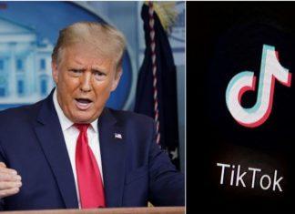 No extension for TikTok Trump