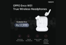 OPPO Enco W51 headphones