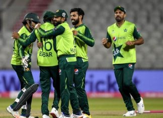 Pakistan Give The Perfect Ending To The T20 Series Win By 5 Runs