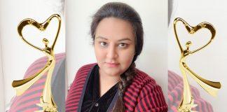 Pakistani professional accountant Madeeha Usman AusMumpreneur Awardsmum wins gold in Australia