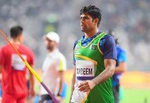 Pakistanis Olympic Arshad Nadeem