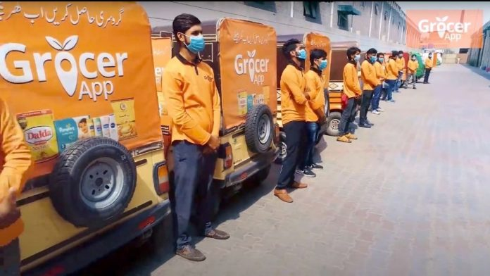 Pakistan's GrocerApp secures $1mn seed funding from Jabbar Internet Group, former Amazon executive joins board