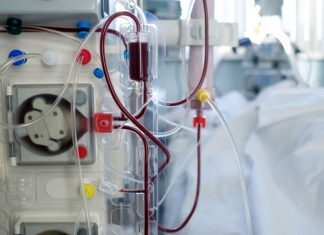 Pakistan's first affordable and Bloodless dialysis machine